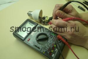 ремонт лампочки фото