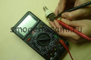 энергосберегающая лампочка ремонт своими руками фото