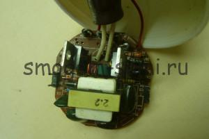 разборка и ремонт энергосберегающей лампочки своими руками фото