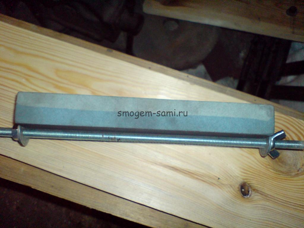 приспособление для правки ножей фуганка фото