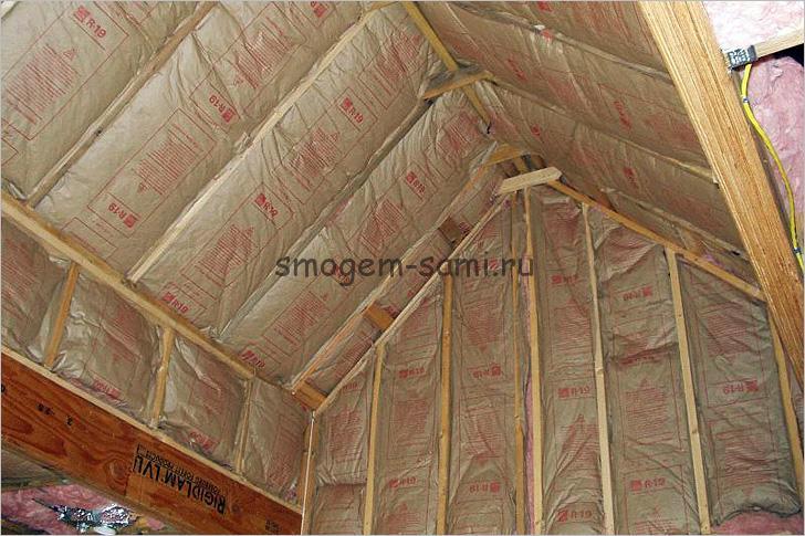 основные параметры выбора утеплителя для крыши