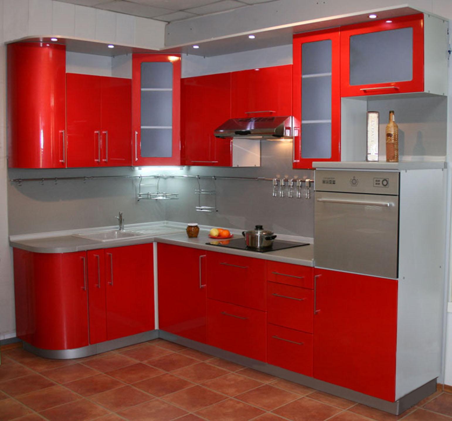 Лучшие угловые кухни фото дизайн