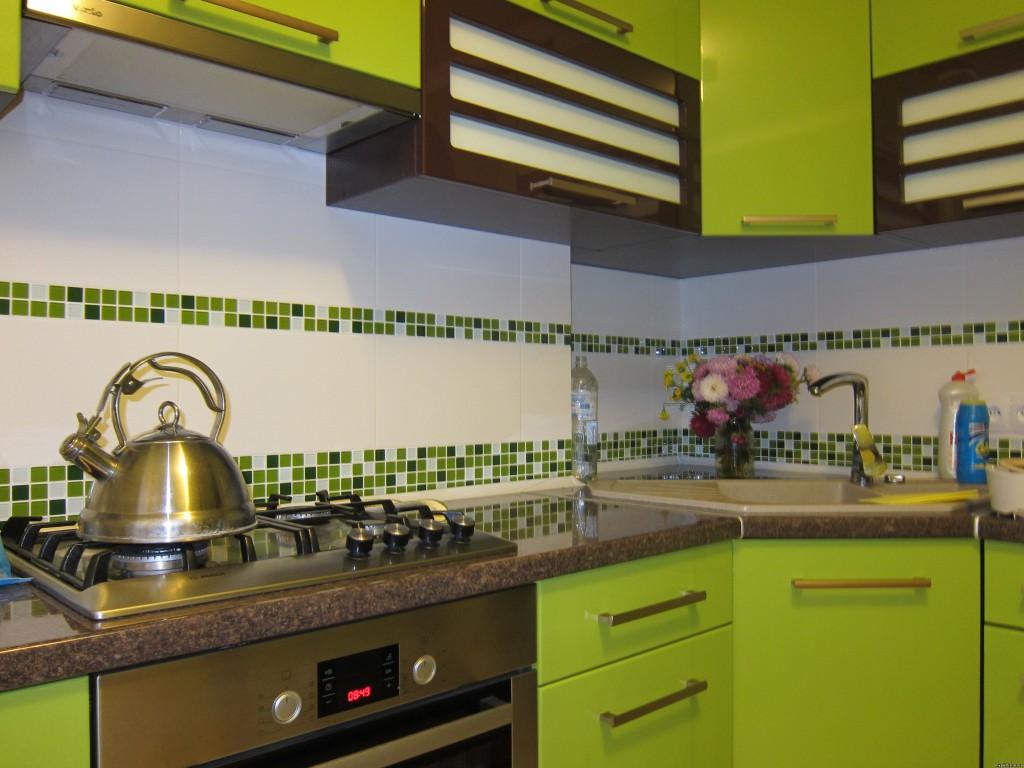 Качественный кафель для кухни фото2