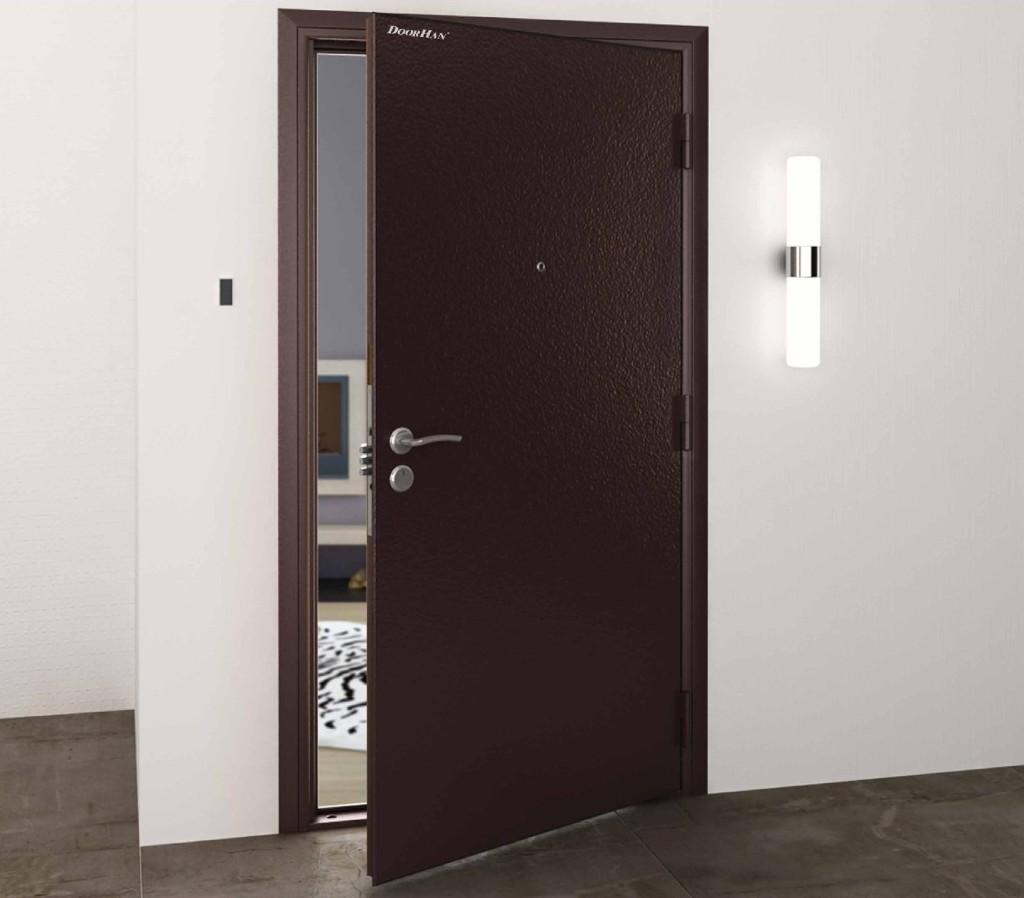 Входная металлическая дверь фото2