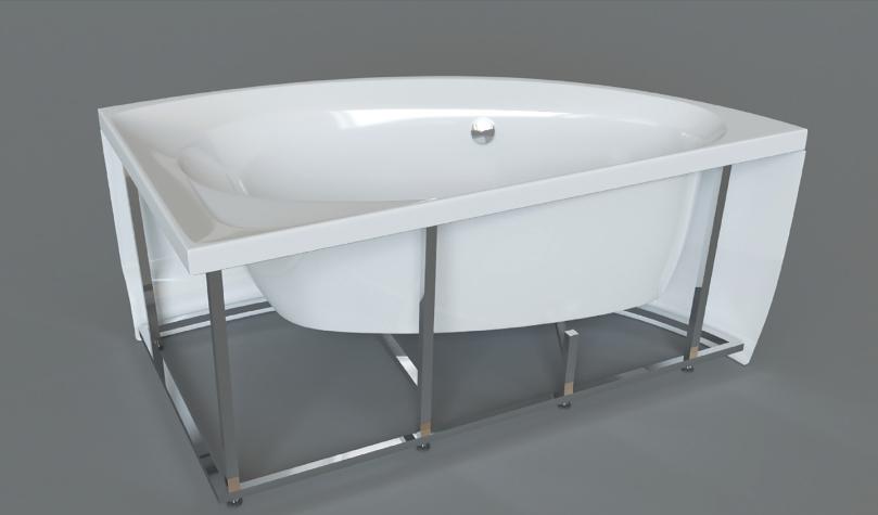 acrylic-bath