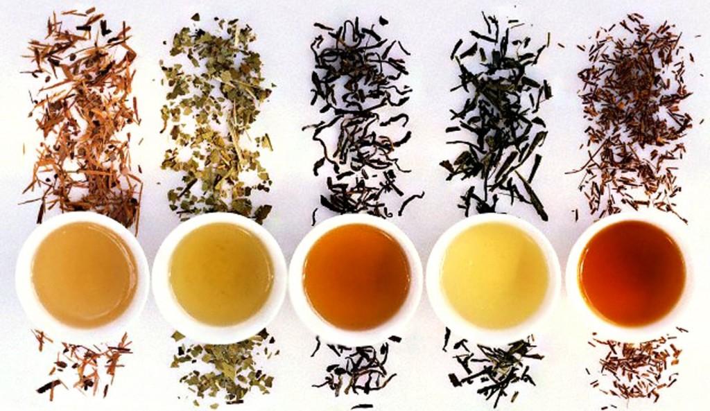 Чай и его разновидности  фото