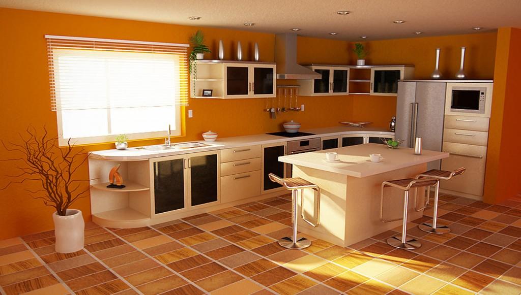 Выбор линолеума для кухни фото