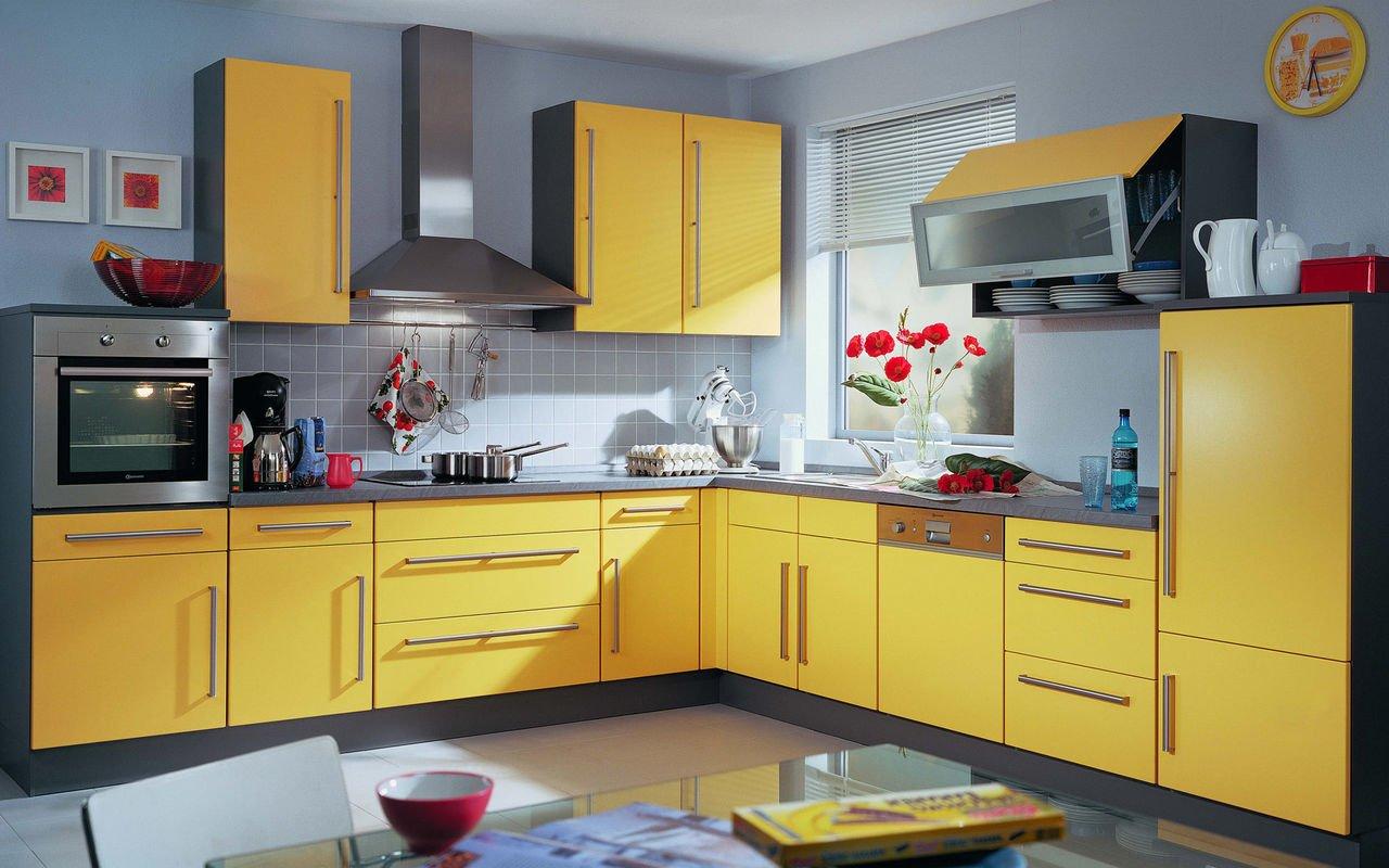 Кухонная гарнитура фото2