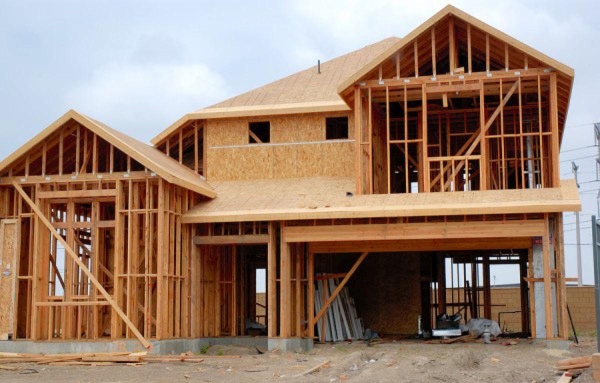 Как построить канадский дом своими руками
