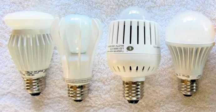Светодиодные лампы фото3