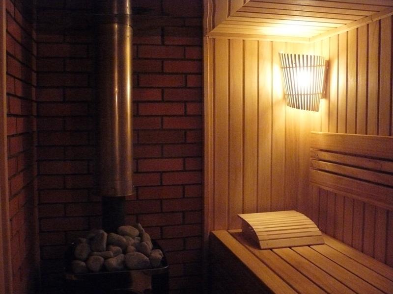 Банные светильники фото