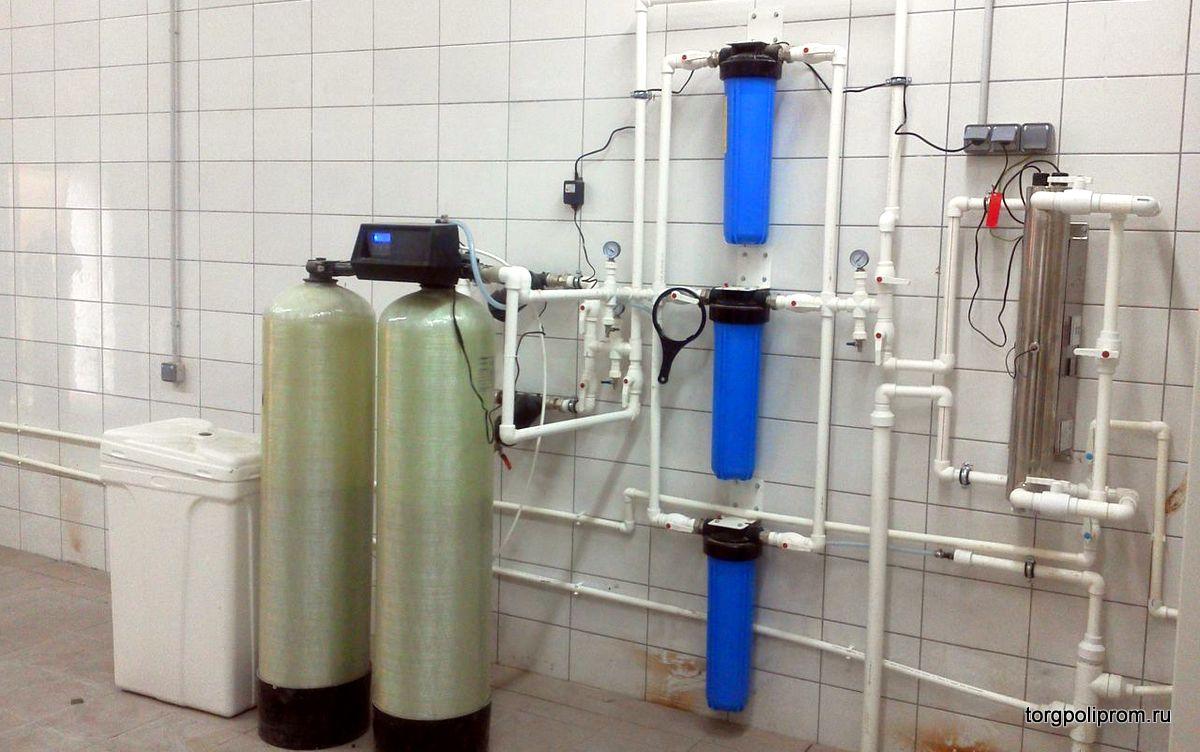 Очистка воды в загородном доме фото2