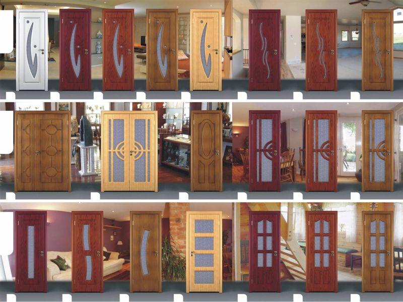 Разновидности межкомнатных дверей фото