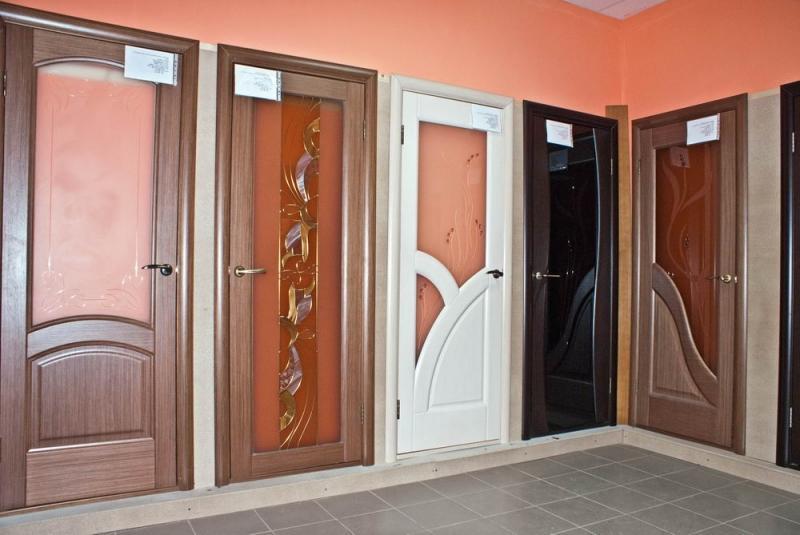 Разновидности межкомнатных дверей фото2