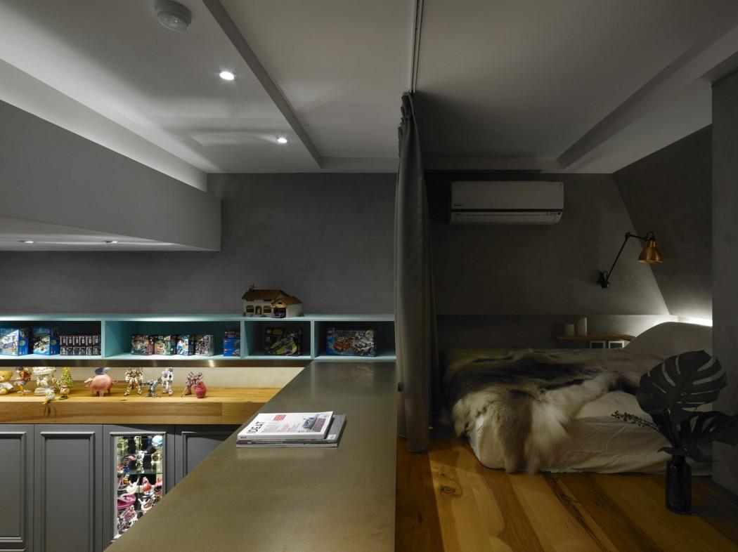 Антресольный этаж фото3