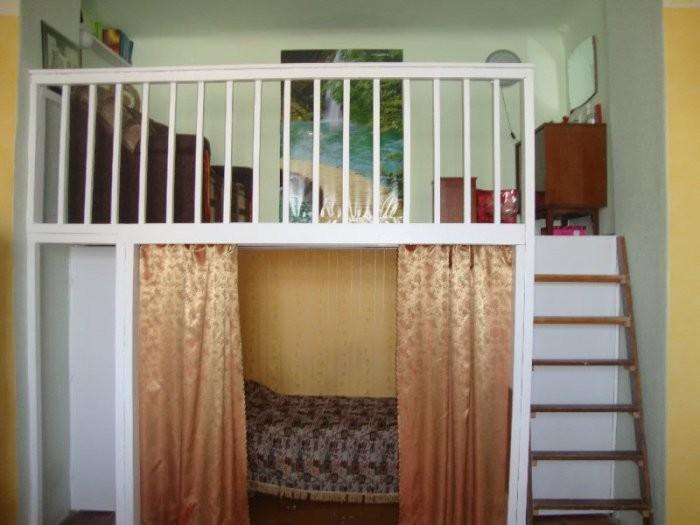 Антресольный этаж фото5