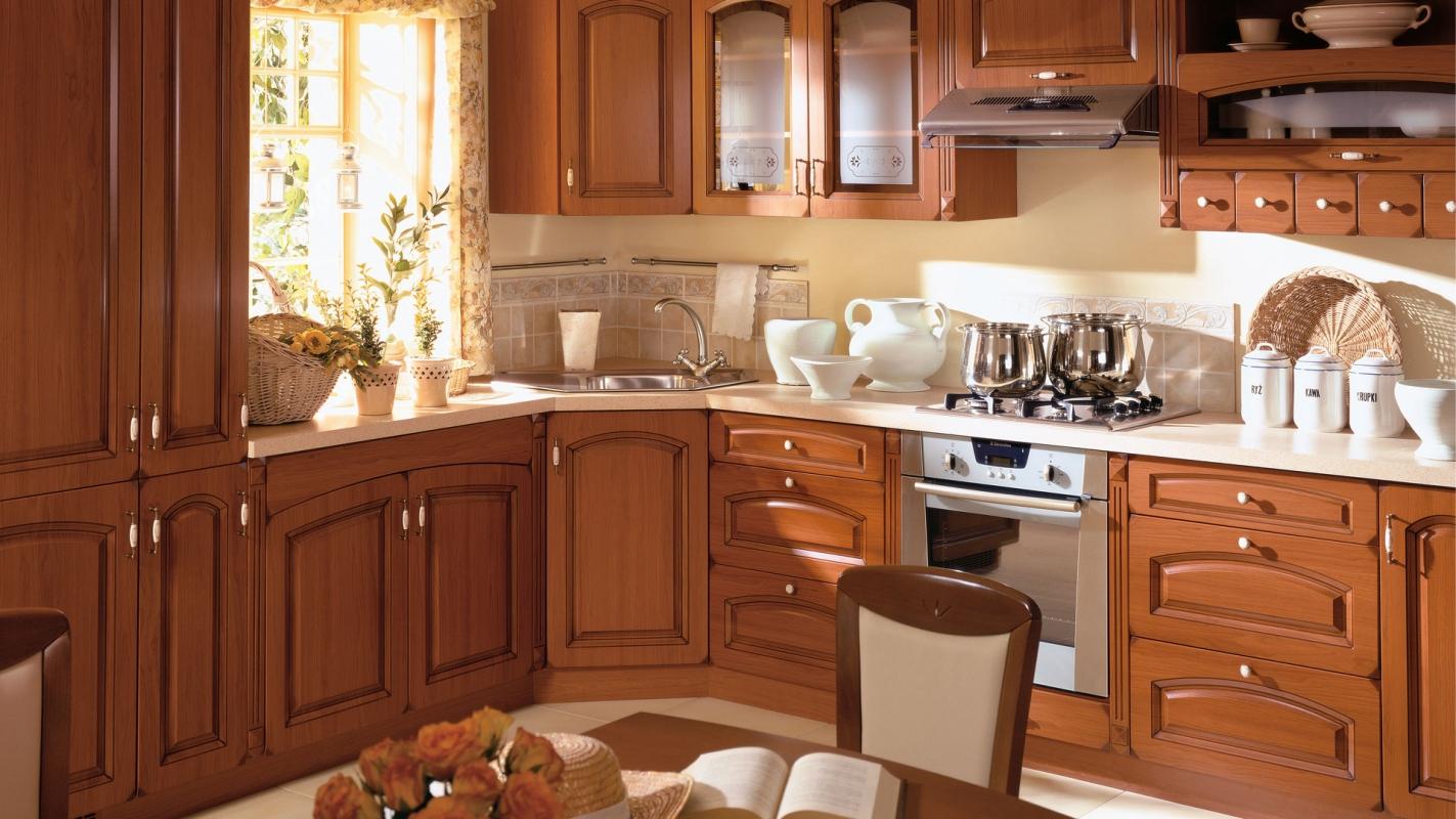 Кухонная мебель фото2