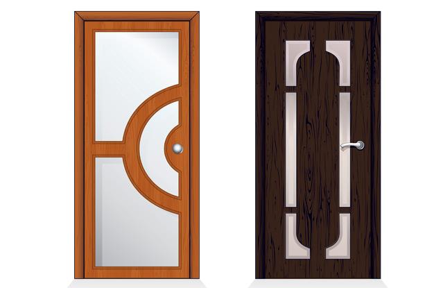 Межкомнатные двери эконом класса фото3