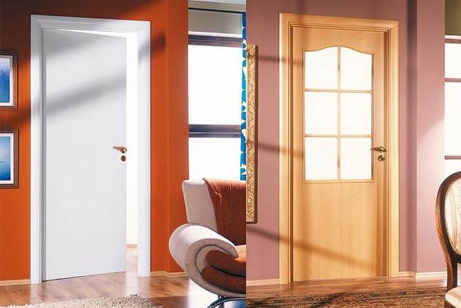 Межкомнатные двери эконом класса фото5