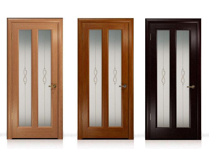 Межкомнатные двери эконом класса фото6