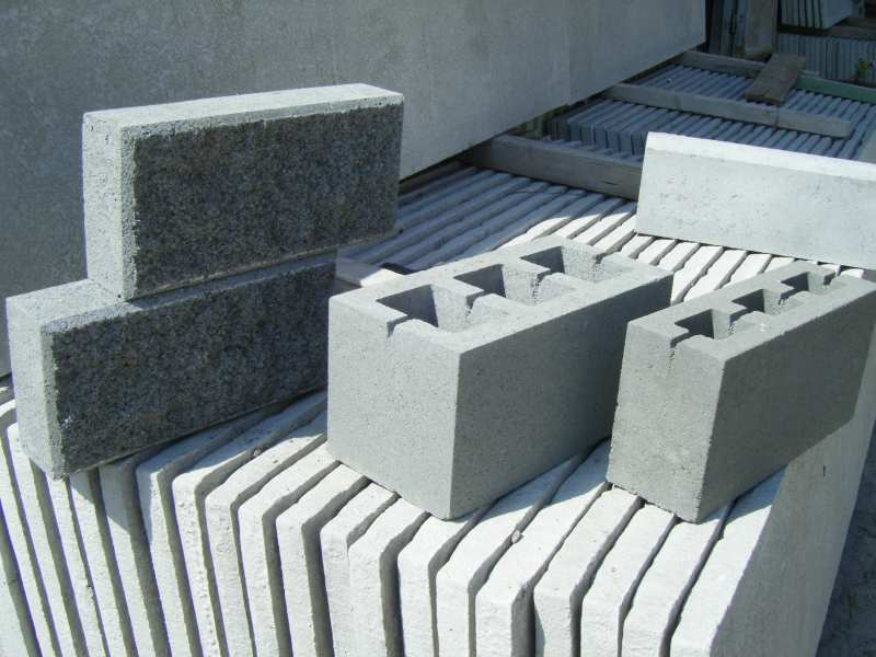 Облегченные крупные блоки