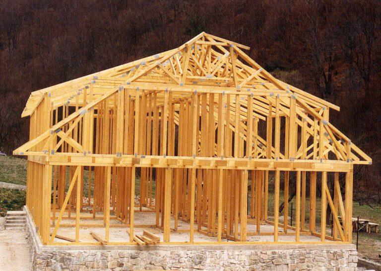 Основы строительства каркасных домов фото2