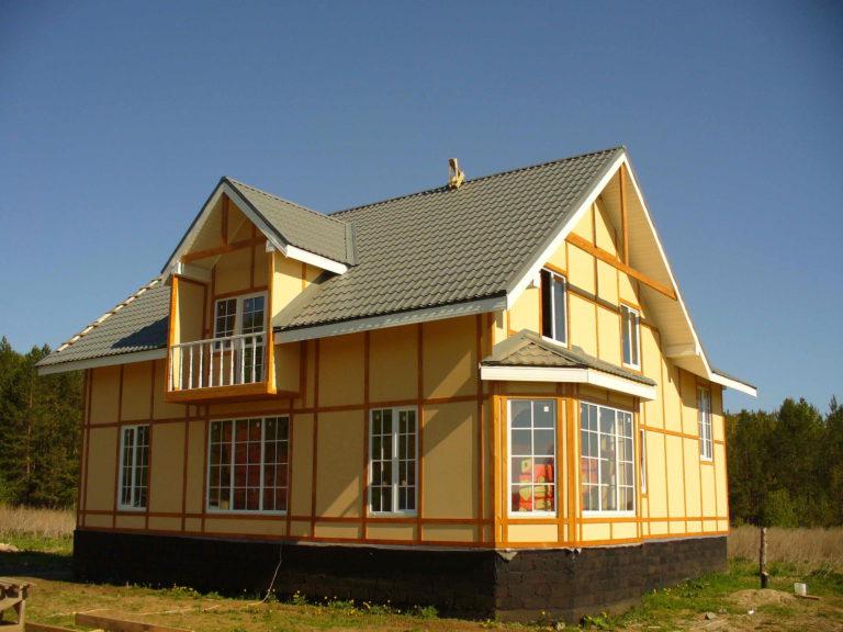 Основы строительства каркасных домов фото3