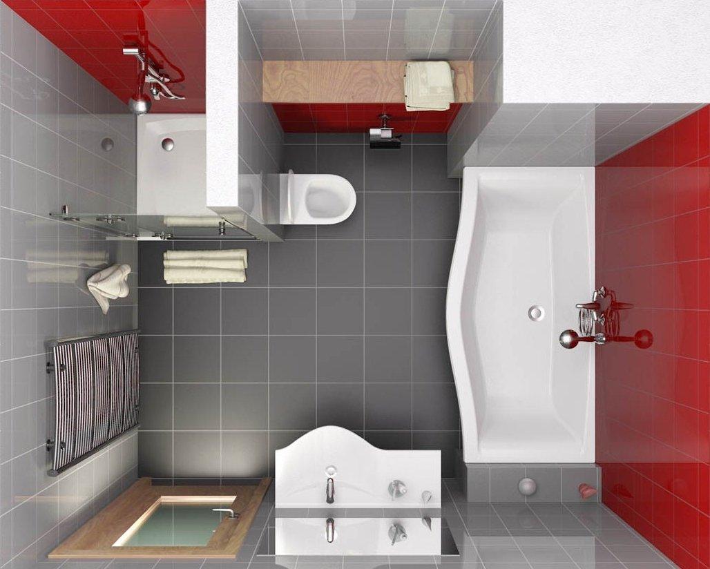 Планировка ванной комнаты фото