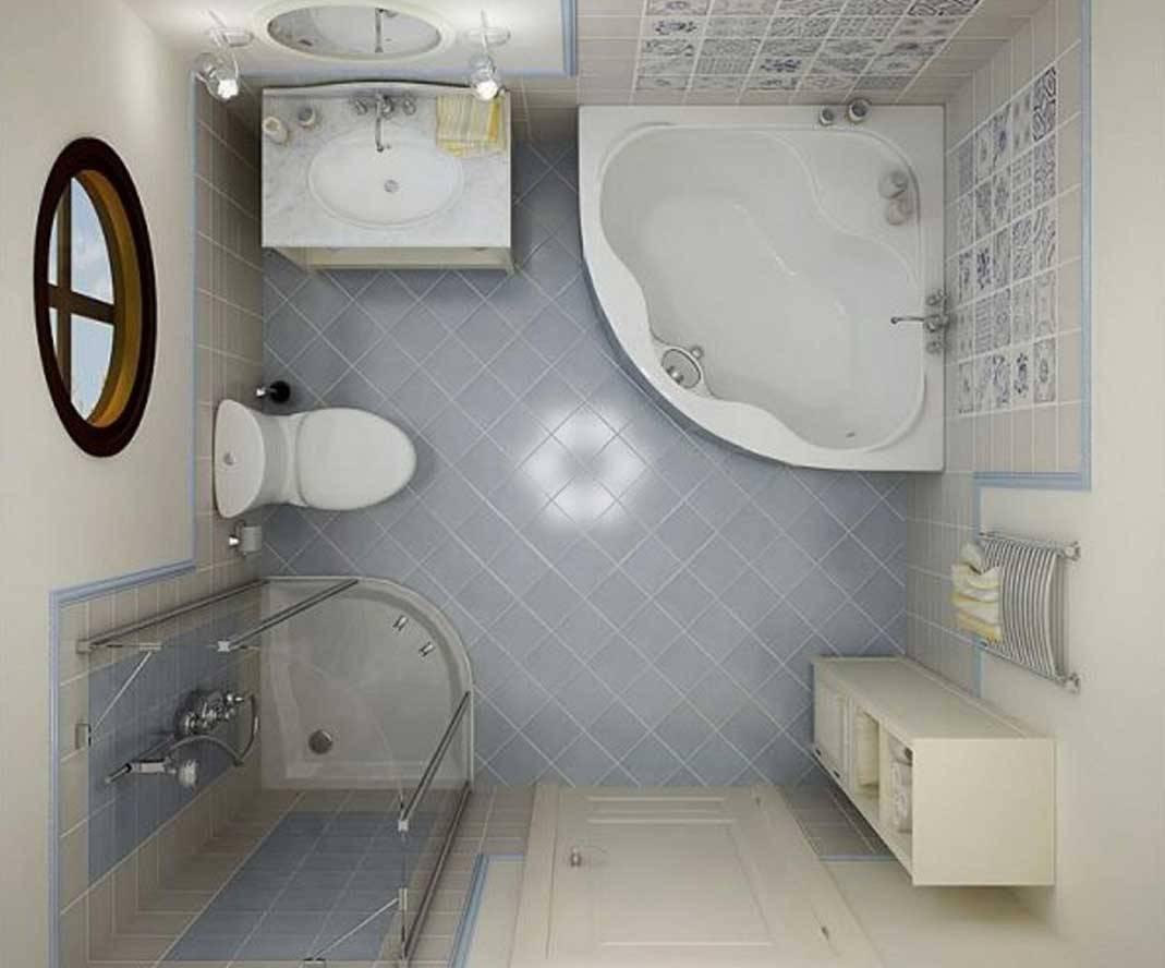 Планировка ванной комнаты фото2