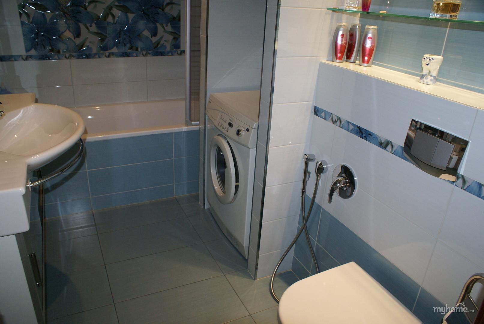 Планировка ванной комнаты фото3