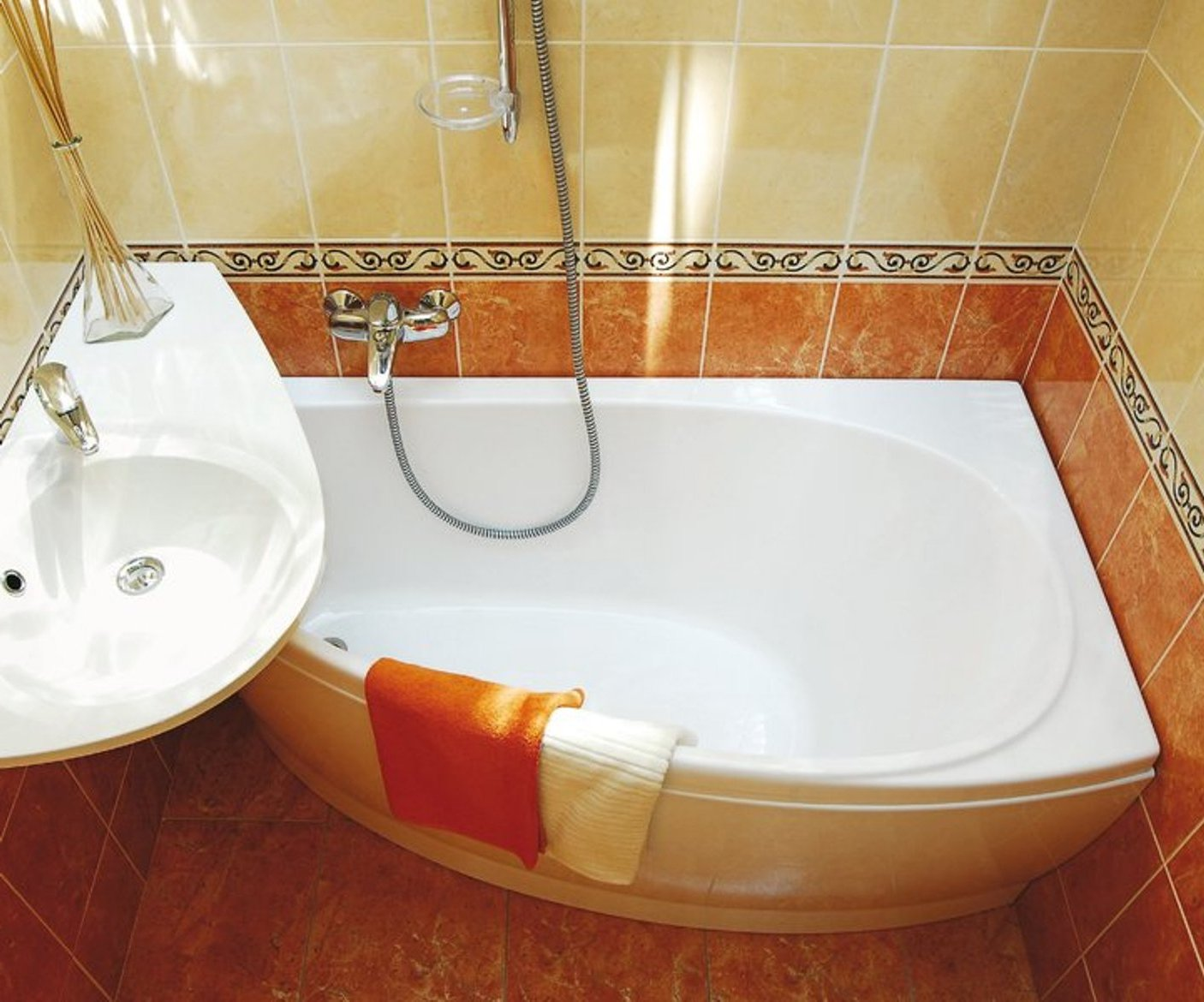 Планировка ванной комнаты фото5