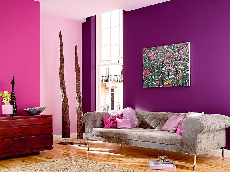 Покраска стен или обои что лучше фото3