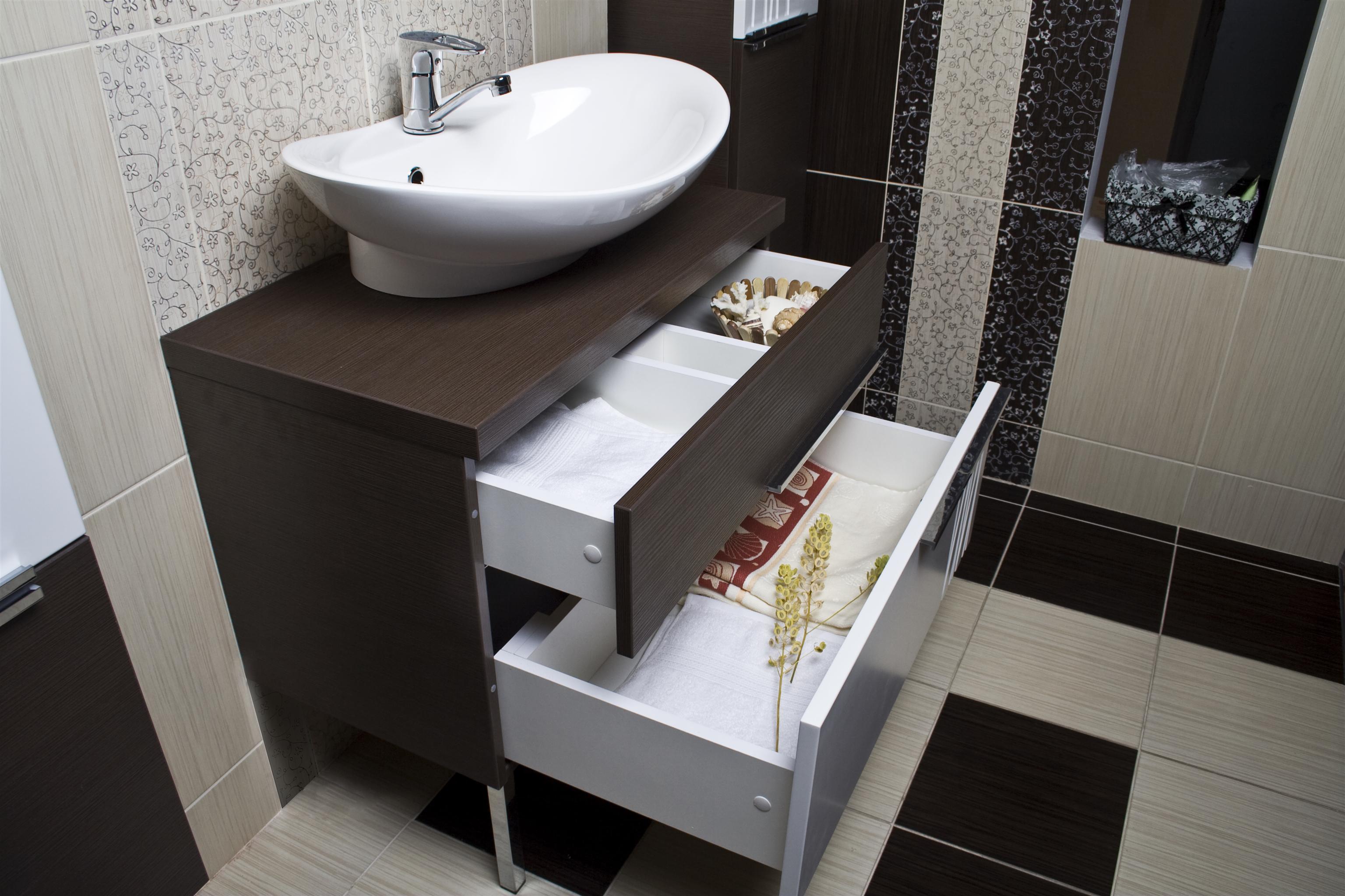 Раковина для ванной комнаты фото