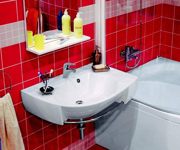 Раковина для ванной комнаты фото3
