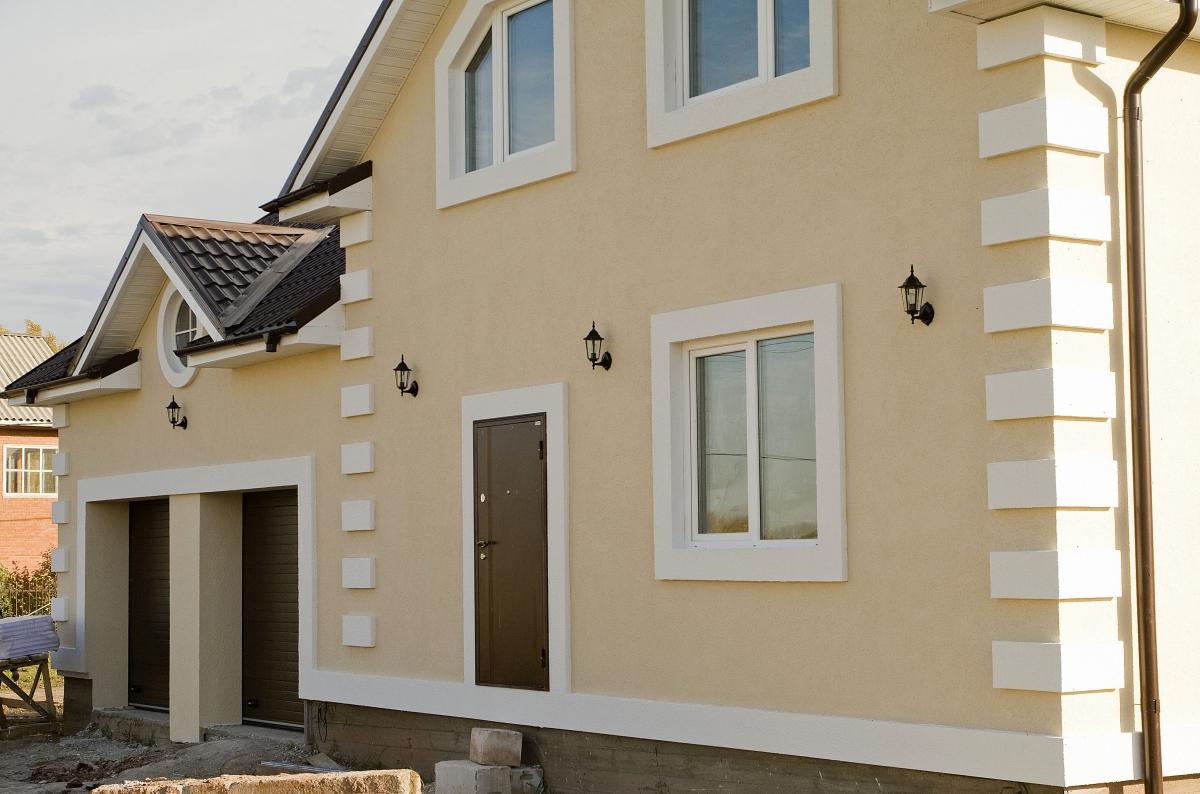 Фасадные материалы для частного строения Обзор, рекомендации смогЁм сами