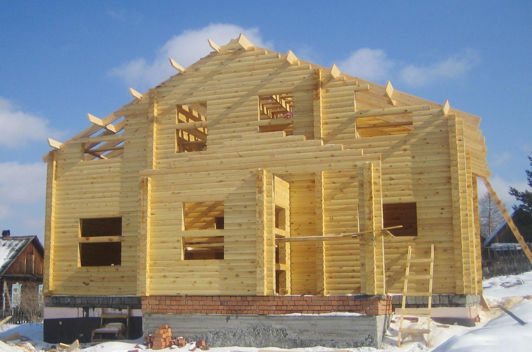 Выбор бруса для строительства дома фото3