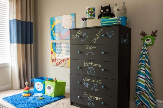 Комод для детской комнаты фото2