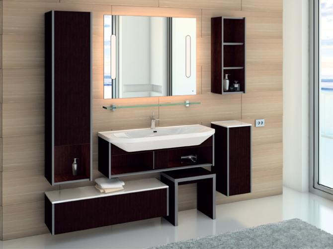 Мебель для ванной комнаты фото3