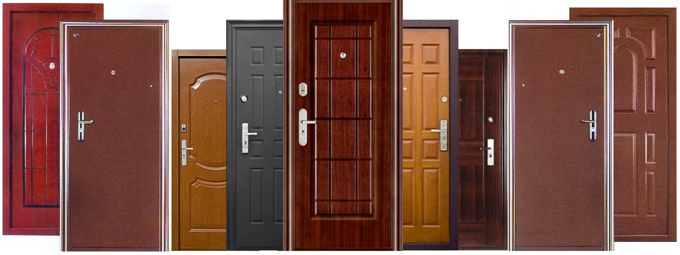 Модернизируем стальные двери фото3
