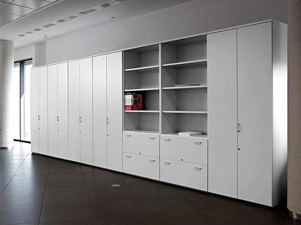Офисный шкаф для бумаг фото