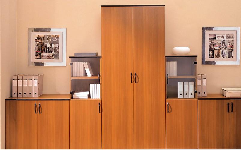 Офисный шкаф для бумаг фото2