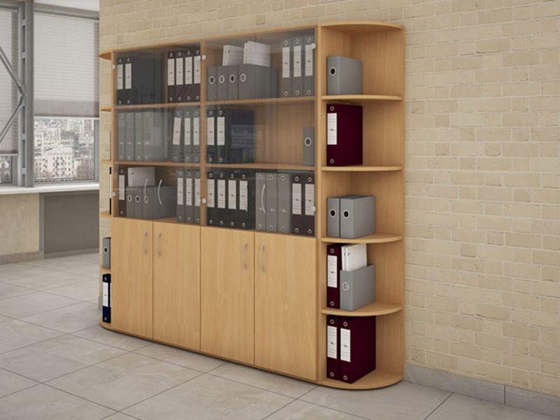 Офисный шкаф для бумаг фото3