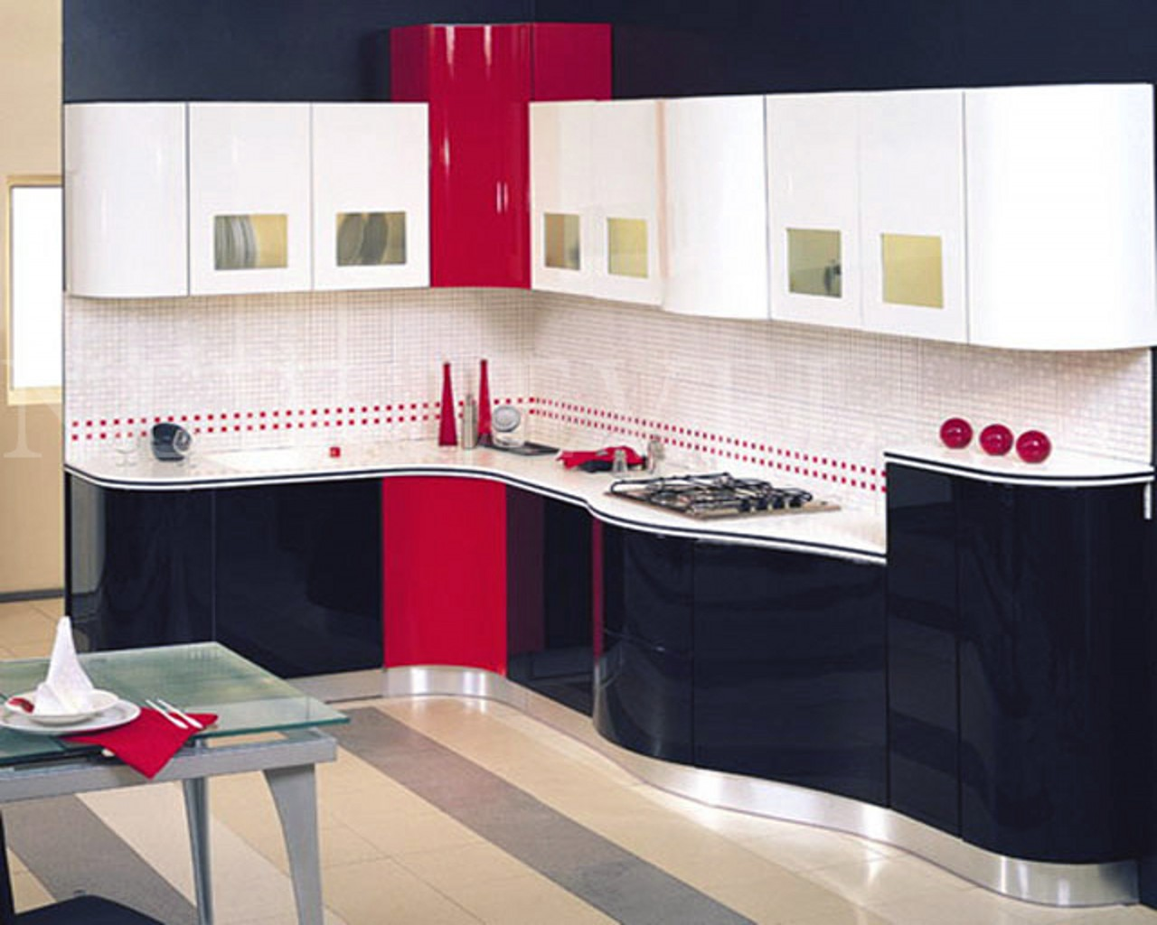 Выбор мебели для кухни фото
