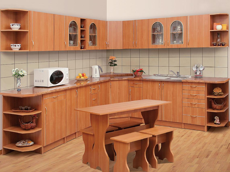 Выбор мебели для кухни фото4