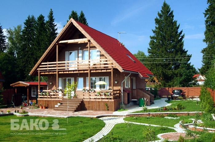 Экономные варианты строительства домов фото