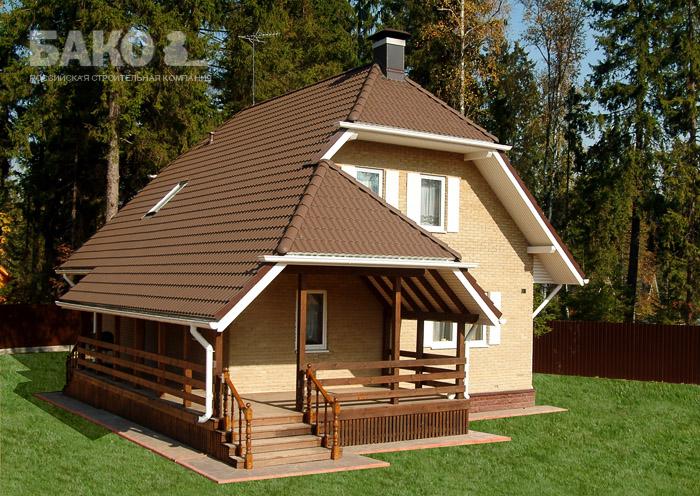Экономные варианты строительства домов фото2