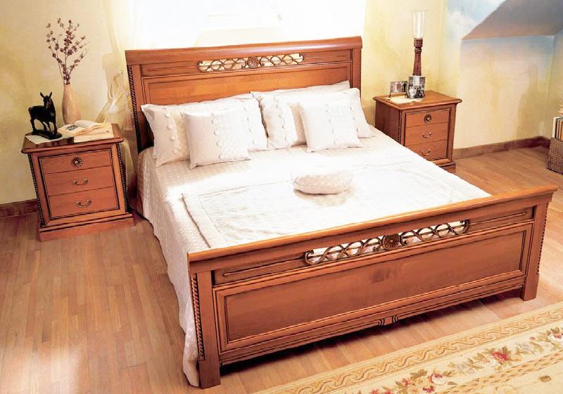 Как выбрать деревянную кровать фото3