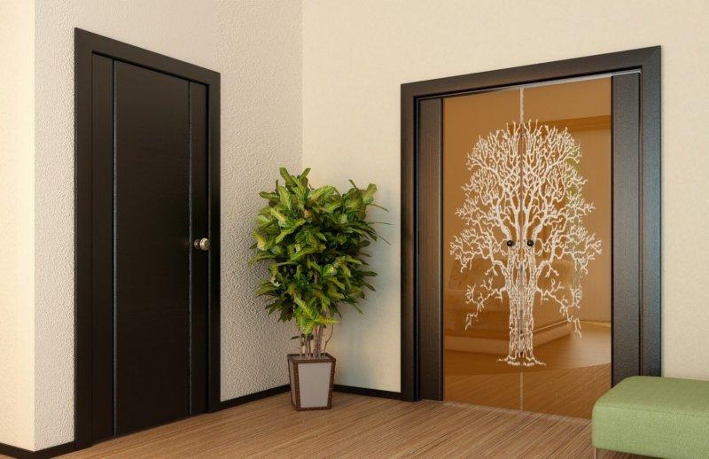 Как выбрать двери для квартиры фото2