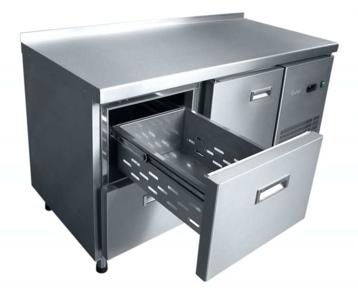 Морозильный стол фото2