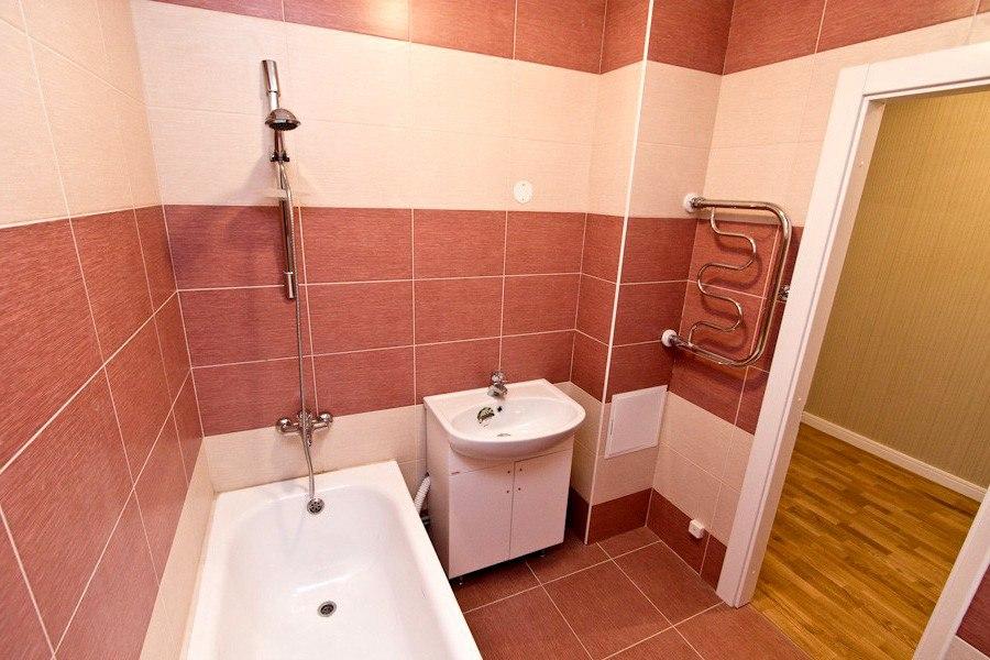 Ремонт в ванной фото2